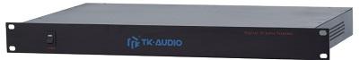 AS-5218D 网络音频终端(8分区)
