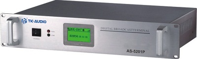 AS-5201P 网络音频终端