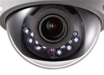 1080p 1/3' CMOS ICR红外防水防暴半球型数字摄像机