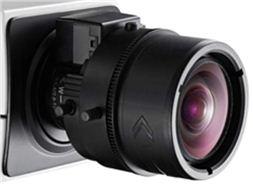 600万1/1.8' CMOS ICR日夜型枪型网络摄像机
